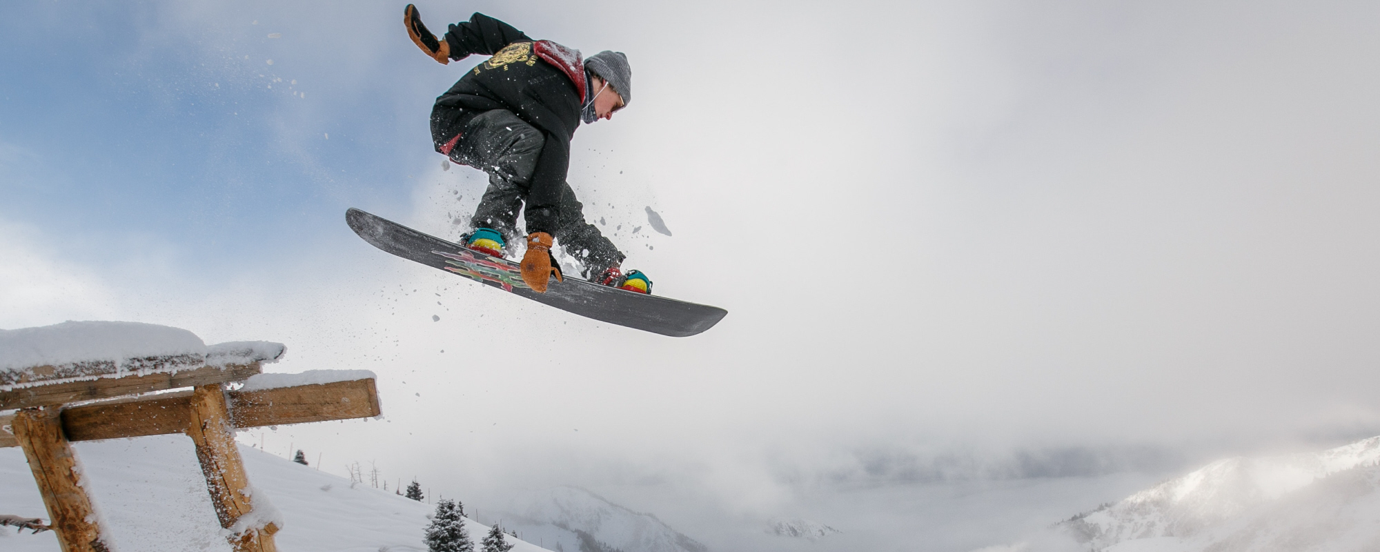 Top 5 freestyle snowboarders